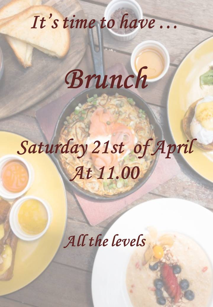BRUNCH all the levels